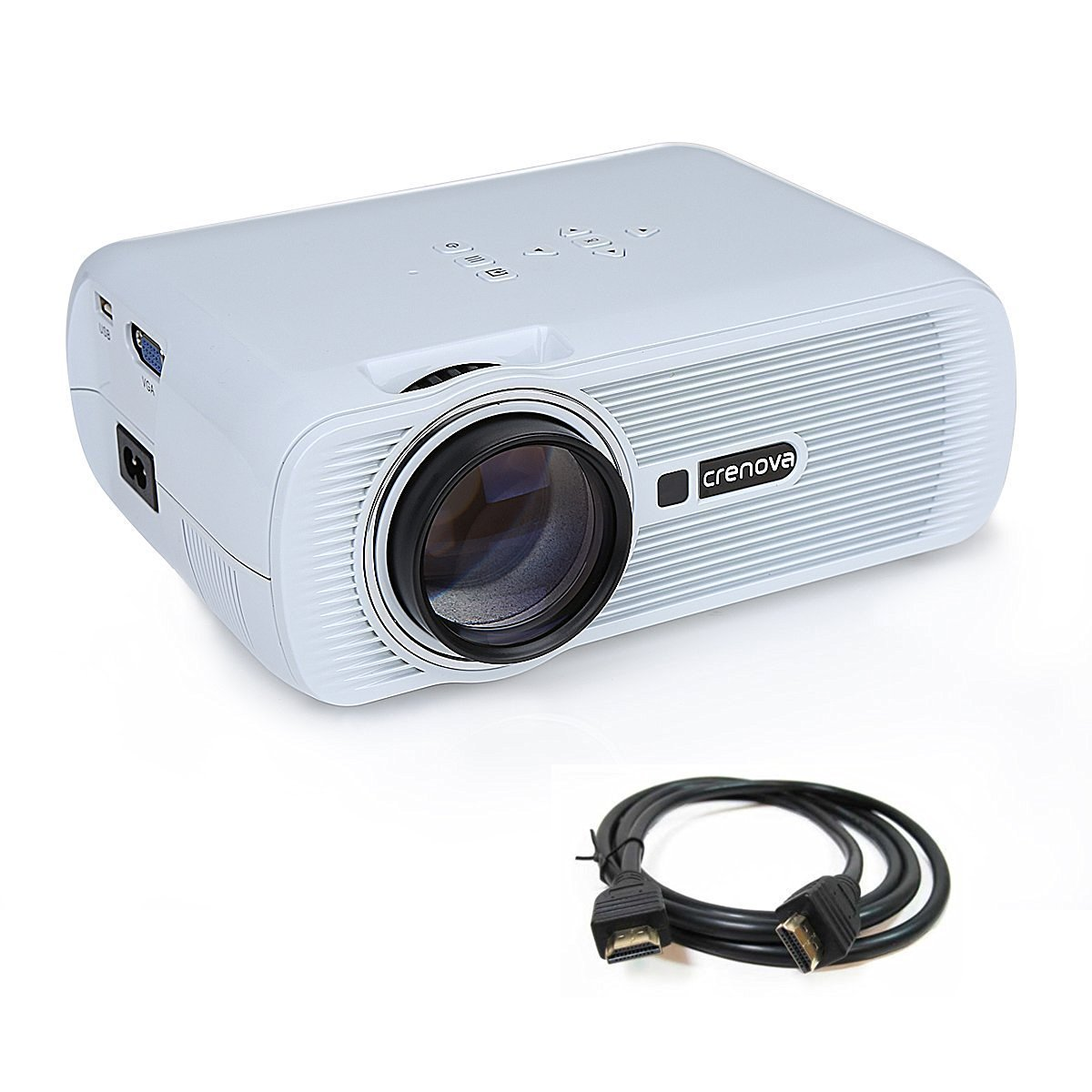 Top 5 best mini portable projectors projector focus for Best portable projector