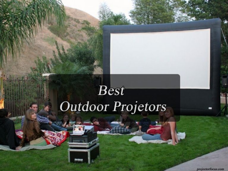 Top 10 Best Outdoor Projector