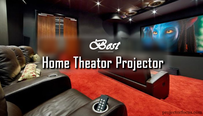 10 Best Home Theater Projectors To Buy in 2020 {Rated and Reviewed}